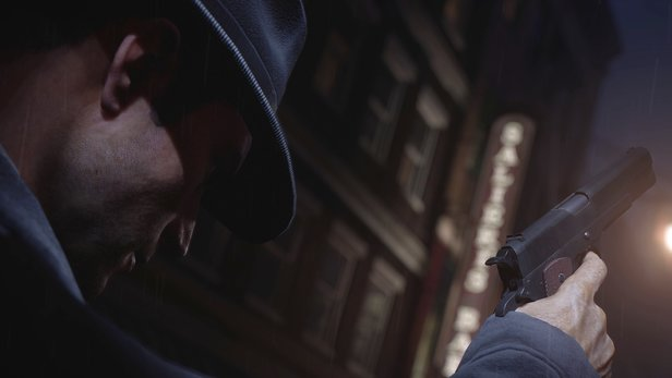 Mafia 1 Definitive Edition - First teaser gives a foretaste of the remake