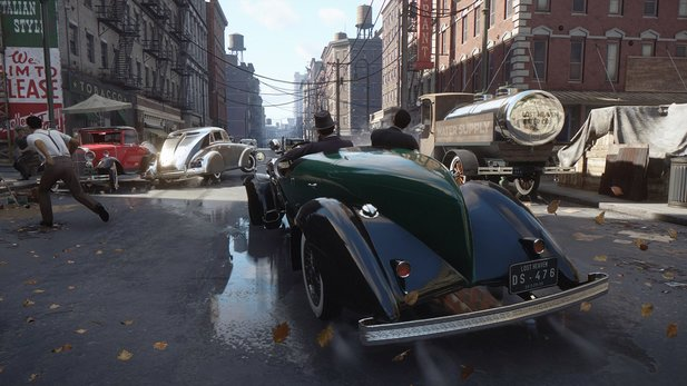 The city of Lost Heaven will be bigger in the mafia remake, but is there more to do?
