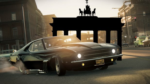 What would an open world game in Berlin look like? A hidden world in Mafia 3 shows us a very unfinished version.