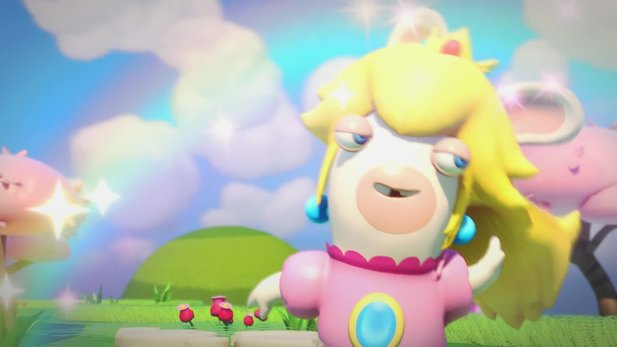 Mario + Rabbids: Kingdom Battle - Ankündigungs-Trailer der irrwitzigen Ubisoft-Nintendo-Kooperation