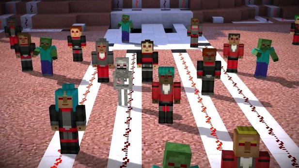 Minecraft: Story Mode - Releasetrailer zur siebten Episode »Access Denied«