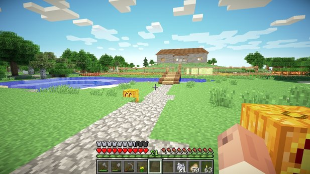 Minecraft PC Konsole Mobile Welche Version Kann Was GameStar - Minecraft frei spielen