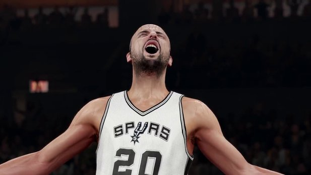 NBA 2K16 - Ingame-Trailer: So gut sieht Basketball aus