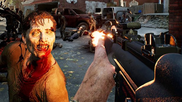 Overkill's The Walking Dead - Gameplay-Demo: 20 Minuten Zombie-Action im Video