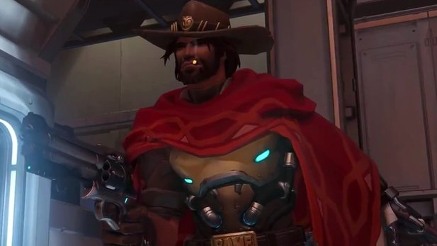 Overwatch - Charakter-Trailer: McCree