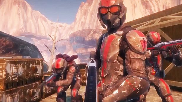 PlanetSide 2 - Gameplay-Trailer