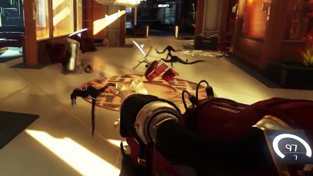 Prey - Gameplay-Trailer: Waffen, Interface, Verwandlung