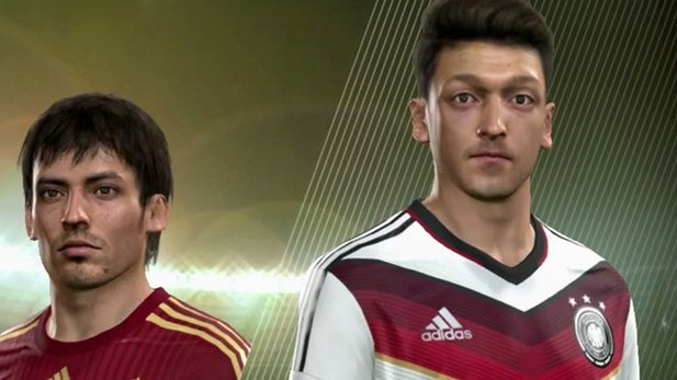 World-Challenge-Trailer von PES 2014