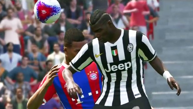 Ingame-Trailer von Pro Evolution Soccer 2015