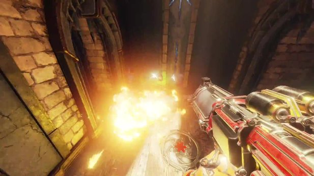 Quake Champions - Gameplay des Arena-Shooters im Quakecon-Trailer