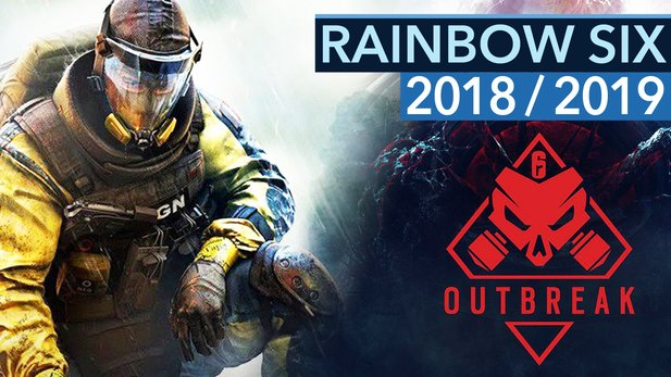 Rainbow Six: Siege 2018 / 2019 - Video zur Roadmap: So geht es mit dem Shooter-Hit weiter
