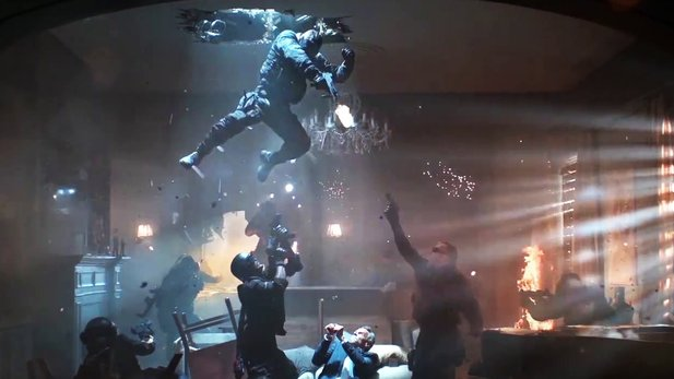 Rainbow Six: Siege - Live-Action-Trailer mit Idris Elba