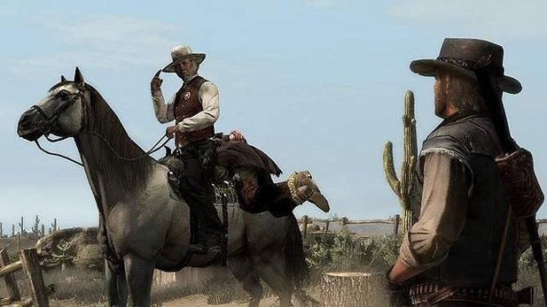 Launch-Trailer von Red Dead Redemption