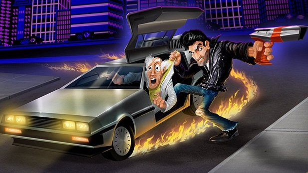 Test-Video zu Retro City Rampage