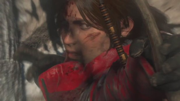 Rise of the Tomb Raider - Gameplay-Trailer mit Kampfszenen