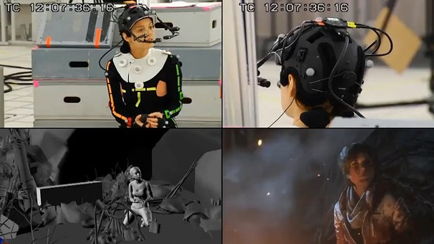 Rise of the Tomb Raider - Entwickler-Video: Vom Motion-Capture ins Spiel