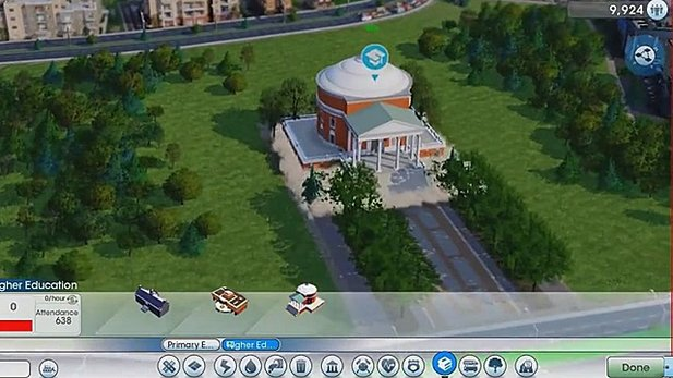 gamescom-Trailer von SimCity