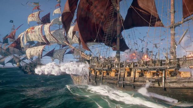 Skull and Bones - E3-Trailer zeigt das Piratenleben mit 6 Minuten Gameplay