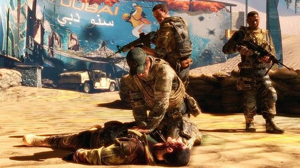 Spec Ops: The Line - Test-Video ansehen