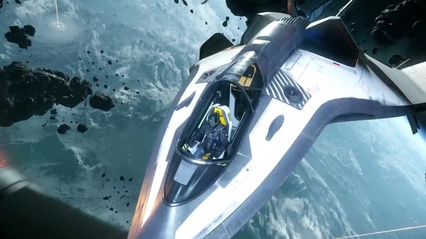 Star Citizen - Trailer zu Arena Commander Version 1.0