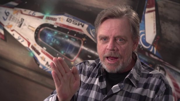 Star Citizen - Offizielles Behind-the-Scenes mit Mark Hamill