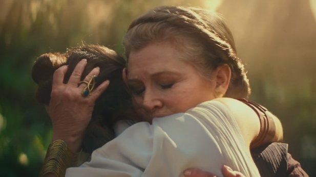 Alte Star-Wars-Charaktere wie Leia, aber auch die Jungspunde wie Rey bekommen allesamt ein eigenes Ende. Manche davon sind mehr, manche weniger befriedigend.