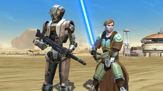 Wird Star Wars: The Old Republic bald Free2Play?