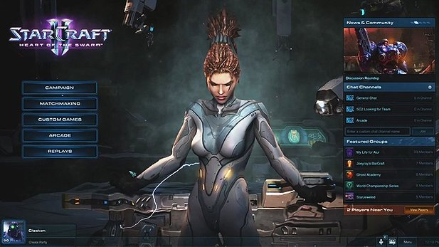 StarCraft 2: Heart of the Swarm - Info-Video zu den Multiplayer-Neuerungen