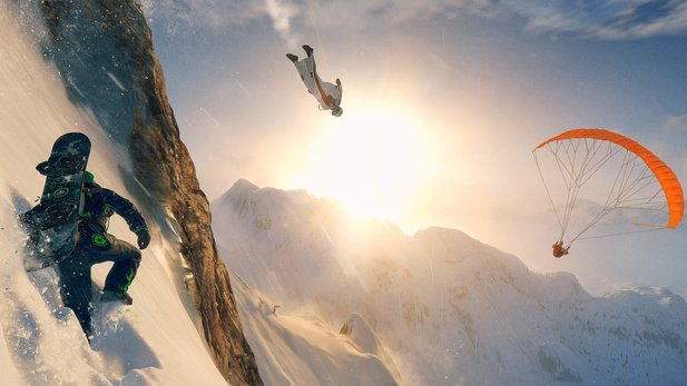 Steep - Launch-Trailer zu Ubisofts Extremsport-Simulation
