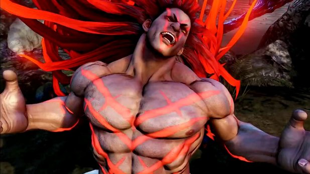 Street Fighter 5 - Gameplay-Trailer stellt den Kämpfer Necalli vor