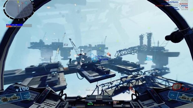 Beta-Trailer von Strike Vector