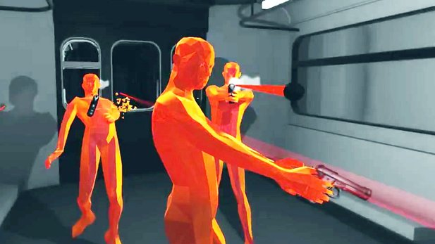 SUPERHOT - Gameplay-Trailer zum Puzzle-FPS