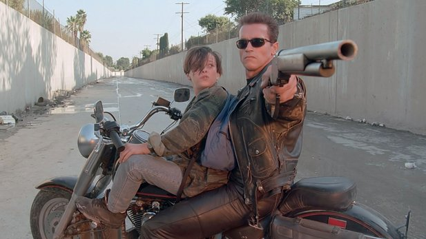 Terminator 2 digital remastered in 3D und 4K Ultra HD ab Oktober im Heimkino.