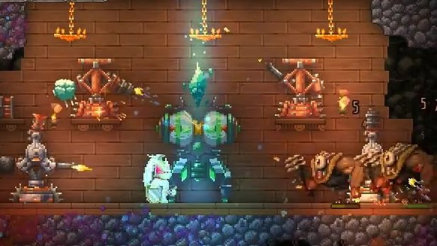 Terraria Otherworld - Gameplay-Trailer von der GDC 2015
