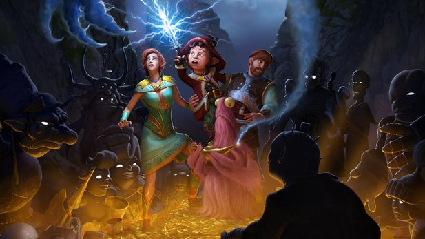 The Book of Unwritten Tales 2 bekommt am 18. Dezember 2014 sein viertes Early-Access-Kapitel.
