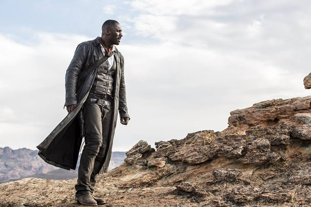 Idris Elba wird zum Revolvermann in Stephen Kings The Dark Tower.