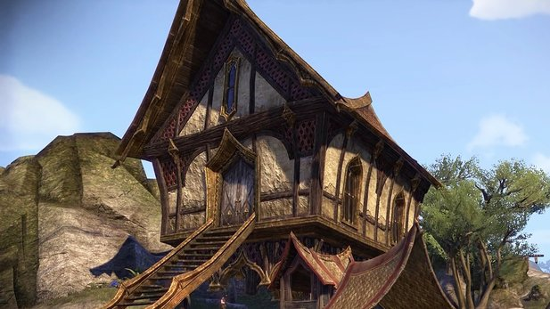 The Elder Scrolls Online - Homestead-Trailer stellt Spielerbehausungen vor