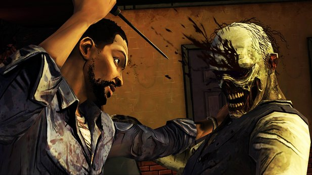 The Walking Dead: A New Day - Test-Video