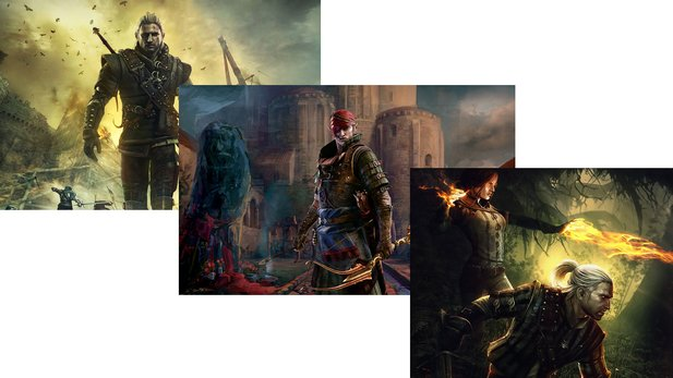 The Witcher 2 Wallpaper : The Witcher 2 Wallpaper