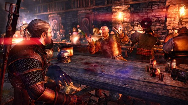 The Witcher 3 kann Savegames aus The Witcher 2 importieren.
