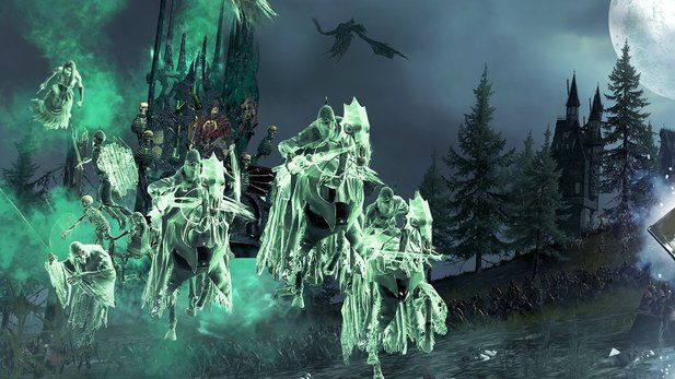 Total War: Warhammer - Trailer zum Mortis-Schrein aus dem DLC »The Grim and the Grave«