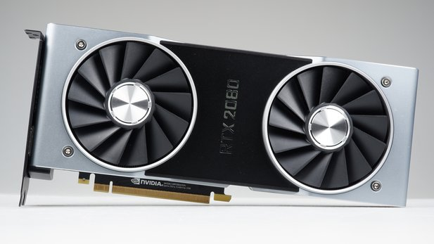 RTX 2080 FE: Front