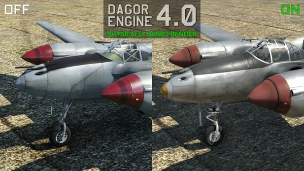 War Thunder - Trailer zur Dagor-Engine 4.0