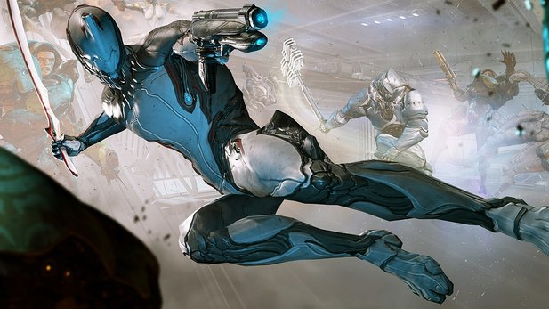 Warframe - Test-Video nach Update 14