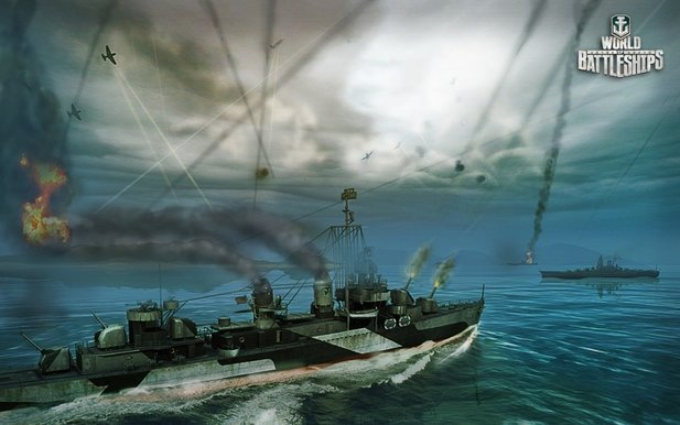 World of Battleships heißt jetzt World of Warships.