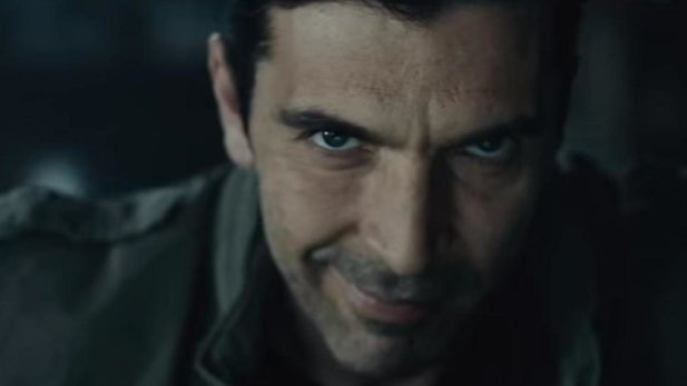 World of Tanks kurios: Gianluigi Buffon wird zum Panzerkommandanten.