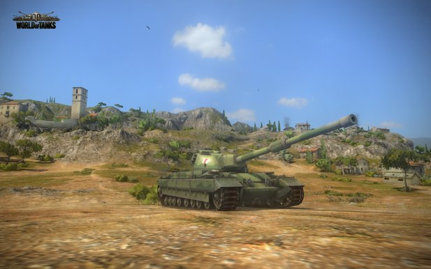 World of Tanks: Version 8.1 bringt...mehr Panzer!