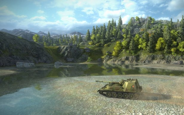 Japan und Russland sind die zahlungsfreudigsten Nationen in World of Tanks.