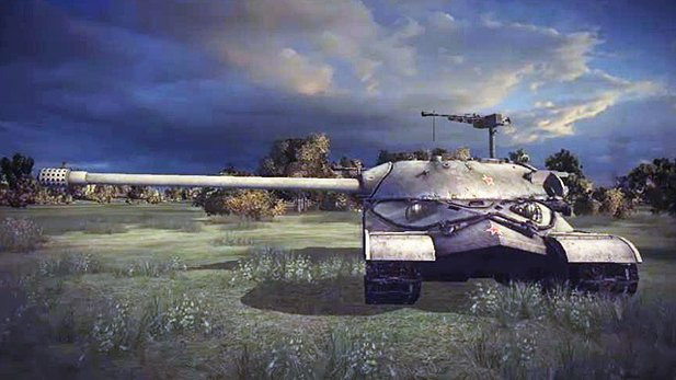 Heavy-Tanks-Trailer von World of Tanks