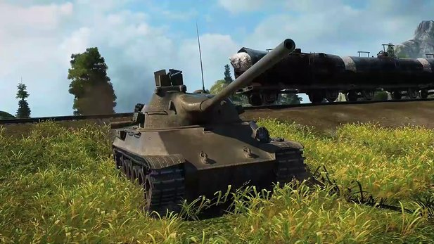 World of Tanks - Trailer zu Update 9.14 mit neuer Physik und Soundeffekten